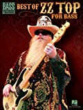 Best of ZZ Top for Bass Songbook (Bass Recorded Versions) (English Edition)