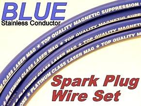 B & B Manufacturing Corporation M4-29274 Blue Platinum Class Laser Mag Wire Set