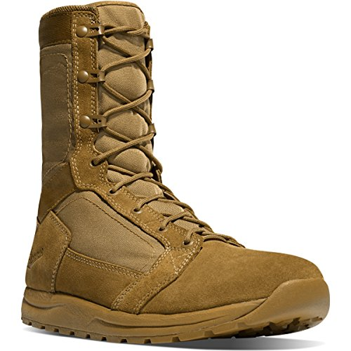 Danner Men's Tachyon 8 Inch Military and Tactical Boot, Coyote, 9 D US