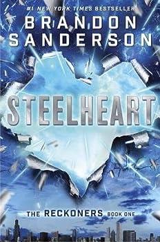 Steelheart[STEELHEART][Paperback]