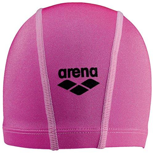 Arena Unix, Cuffia Unisex Adulto, Rosa (Fluo Pink), Taglia Unica