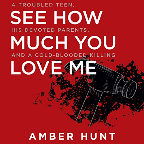 See How Much You Love Me audiobook cover art