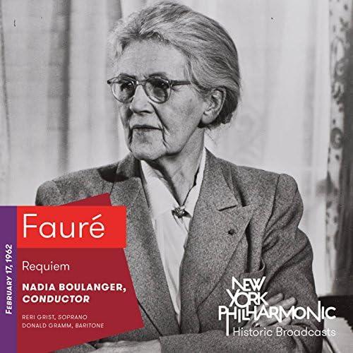New York Philharmonic & Nadia Boulanger