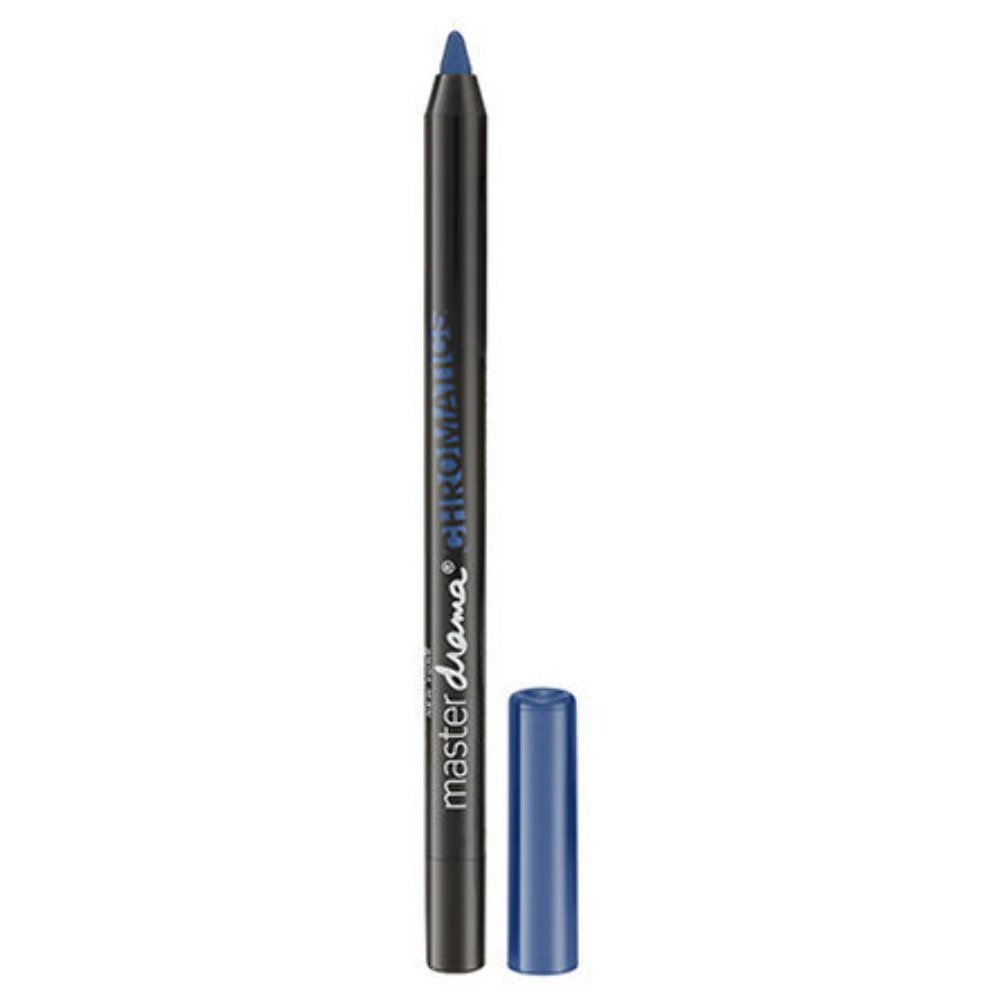Maybelline Master Drama shipfree Chromatic 455 Eyeliner- Sapphire Sensati Our shop OFFers the best service