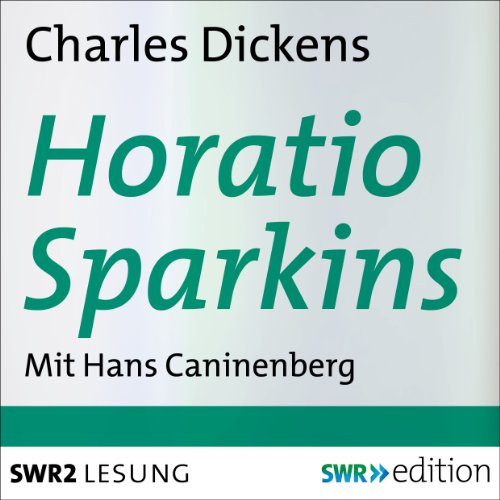 Horatio Sparkins Titelbild