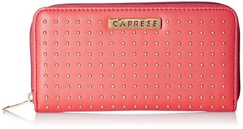 Caprese JENA Women's Wallet (Coral)