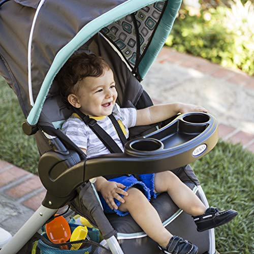 Graco FastAction Fold Travel System | Includes FastAction Fold...