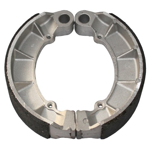 Caltric Rear Brake Shoes Compatible With Honda Vt700C Vt-700C Shadow 700 1986 1987 New