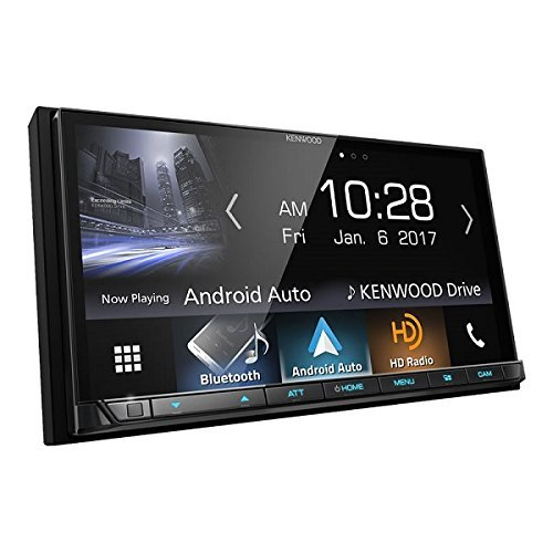 kenwood dmx7704s 2 din digital media receiver with bluetooth \u0026 hd radio Kenwood Double Din Stereo Wiring Diagram