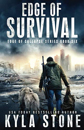 Edge of Survival: A Post-Apocalyptic EMP Survival Thriller (Edge of Collapse)