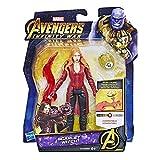 Hasbro Avengers Infinity War Personaje Scarlet Witch, Multicolor, e0605_ e1419eu4