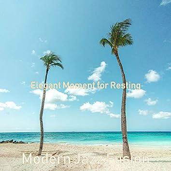 Elegant Moment for Resting