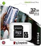 Original Kingston MicroSD Speicherkarte 32GB Für Zte blade L3 / V6 - 32GB