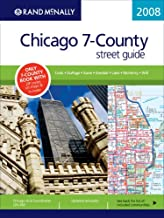 Rand McNally 2008 Chicago 7-County Street Guide: Cook - Dupage - Kane - Kendall - Lake - Mchenry - Will (Rand McNally Chicago 7 Counties Street Guide: Cook, Dupage, Kane,)