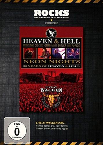 Heaven & Hell - Neon Lights/Live at Wacken - Rocks Edition