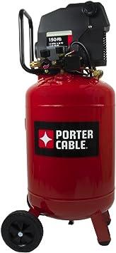 PORTER CABLE PXCMF220VW 20-Gallon Portable Air Compressor: image