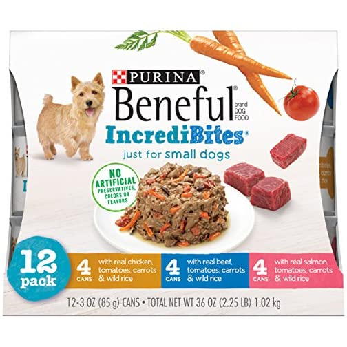 Purina Beneful IncrediBites Adult Wet Dog Food Variety Pack 3