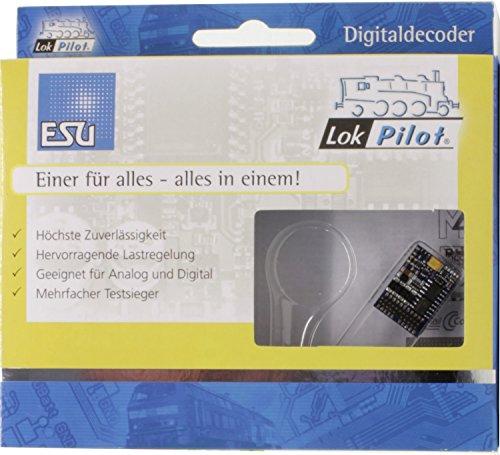 ESU 64617 M4 Multiprotokoll MM/DCC/SX/M4 PluX22 NEM558