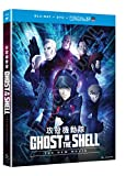 Ghost in the Shell The New Movie Blue-ray