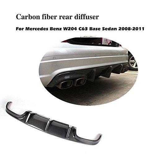 jcsportline hinten Bumper Lip Diffusor Kit für W204C63AMG 2008200920102011