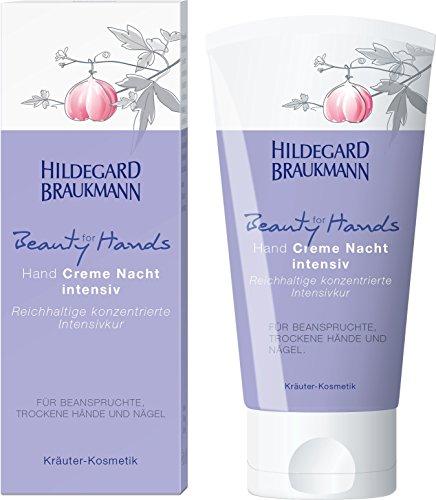 Hildegard Braukmann Hand Creme Nacht intensiv 75 ml