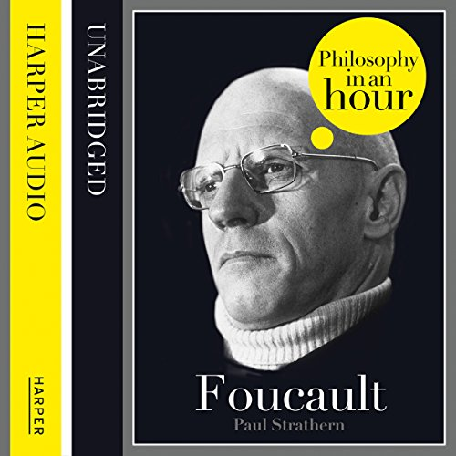 Couverture de Foucault: Philosophy in an Hour