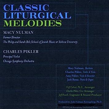 Classic Liturgical Melodies