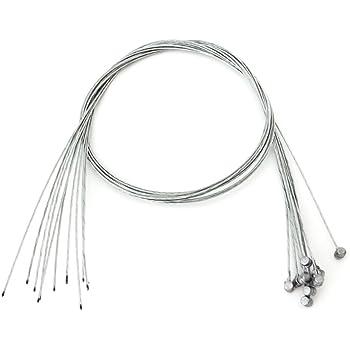Dilwe Cable de Freno Duradero Bicicleta de Acero Cable de Freno ...