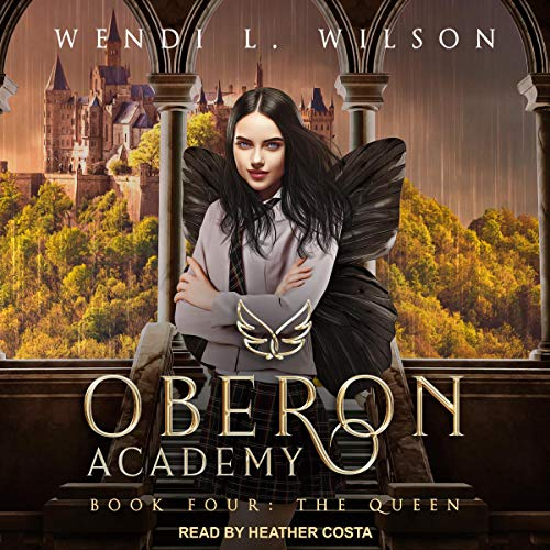 Oberon Academy Book Four: The Queen cover art