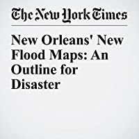 New Orleans' New Flood Maps: An Outline for Disaster's image