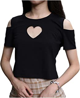 Best heart cut out shirt Reviews