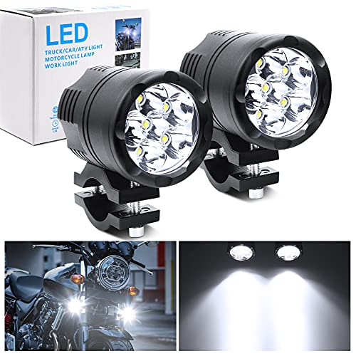 Best auxiliary lights for motorcycles