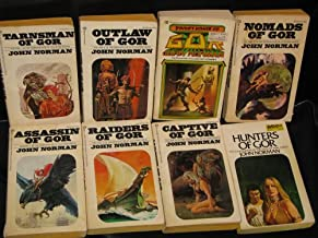 GOR Series: Books 1-24 Complete (The Chronicles of Counter-Earth; The Saga of Tarl Cabot, 1-24)
