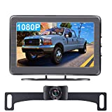 AMTIFO A2 HD 1080P Car Backup Camera with 4.3 Inch...