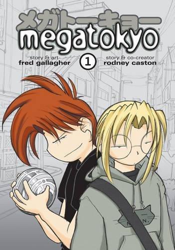 Megatokyo: Volume 1