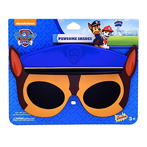 Sun-Staches Costume Sunglasses Lil' Characters Paw Patrol Chase Party Favors UV400