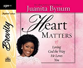 By Juanita Bynum Heart Matters: Loving God the Way He Loves You (Abridged) [Audio CD]