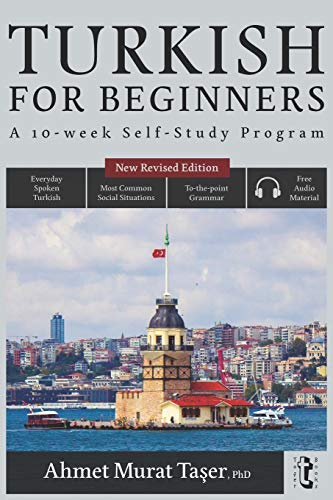 Compare Textbook Prices for Turkish for Beginners: A 10-Week Self-Study Program  with Audio  ISBN 9798691904554 by Taşer, Ahmet Murat