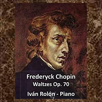 Fryderyk Chopin, 3 Waltzes Op. 70