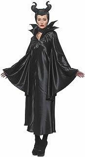 Blancanieves - Disfraz de Bruja Maléfica para mujer, Talla