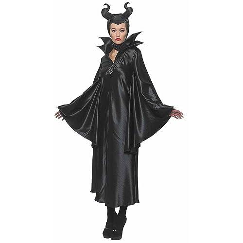 Blancanieves - Disfraz de Bruja Maléfica para mujer, Talla S ...