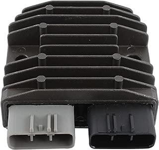 DB Electrical AHA6058 New Voltage Regulator Rectifier For Honda, Yamzzly, Raider Roadstar Xv19, Yamax, V-Star, Apex Fx Nytro Phazer Vector 219-800-252 31600-HP0-A01 31600-HR0-F01 1D7-81960-01-00