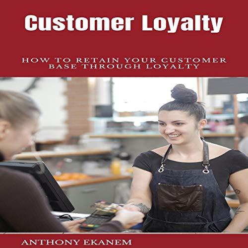 Diseño de la portada del título Customer Loyalty