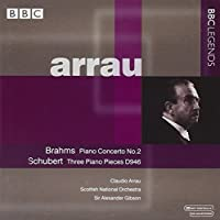 Three Pieces / Piano Concerto 2 by Schubert (2003-10-07)