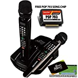 MAGIC SING TAGALOG ENGLISH BUILT-IN ET23PRO 5145 MIX TAGALOG ENGLISH SONGS BUNDLE WITH POP 793 SONGCHIP KARAOKE BAR MOST POPULAR COLLECTION