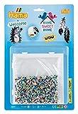 Hama Bead Blister Kit Decoración (Grande, Multi-Color)
