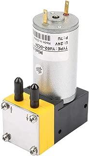 Miniature Diaphragm Pump Vacuum Pump for Air/Liquid 24V 0.4-1L/min