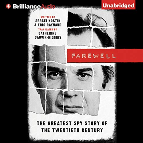 Farewell audiobook cover art