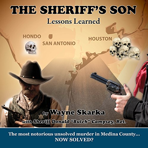 The Sheriff's Son: Lessons Learned audiobook cover art