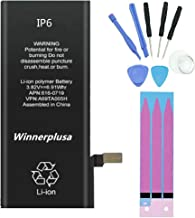 Winnerplusa Battery for iPhone 6